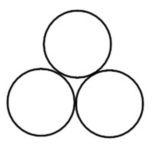 镀锌钢绞线1×3