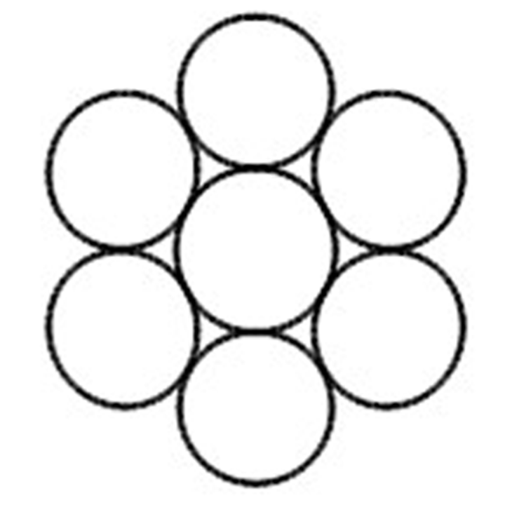 预应力混凝土用钢绞线1×7