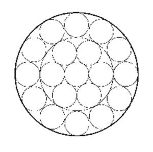 单股钢丝绳1×19
