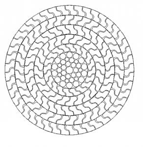 密封钢丝绳 五层Z型钢丝