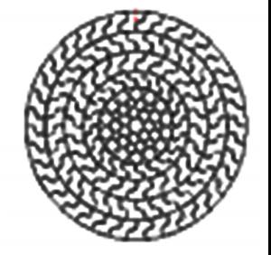 密封钢丝绳 四层Z型钢丝