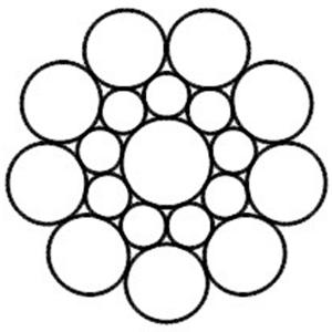 预应力混凝土用钢绞线1×19S